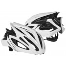 Powerslide Core Pro Carbon Racing Helmet white