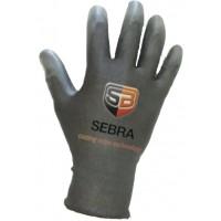 Sebra Glove Protect IV Black Edition